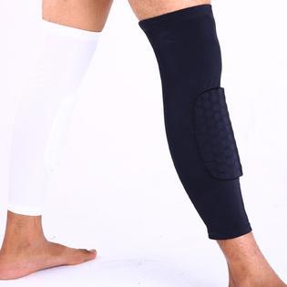 toyofmine Toyofmine Honeycomb Pad Crashproof Antislip Leg Knee Long Sleeve Basketball Protector Gear 4