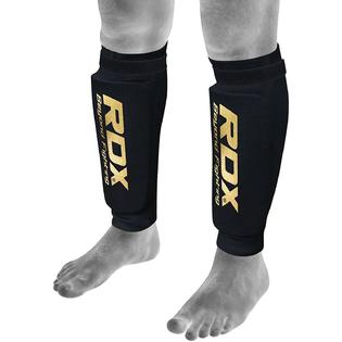 RDX MMA Shin Foam Pads Support Boxing Leg Guards Protection Kickboxing Muay Thai Black PartNumber: 00000000000010164350000000000000000HYPSBP