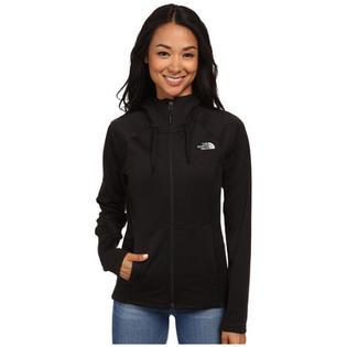 New Womens The North Face Castle Crag Jacket Hoodie Fleece Black PartNumber: 00000000000010164588000000000BlackCastleP