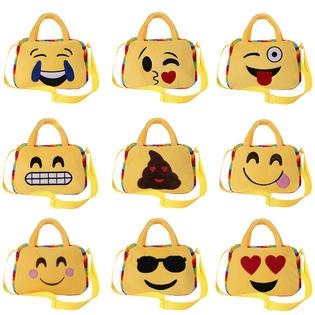 wondershopping Unisex Kids Handbag Face Backpack Purse Girl Boy School Shoulder Bag Crossbody Handbag PartNumber: A013300309