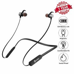WOOZIK HF-BT-F09 Woozik Flex Bluetooth Neckband Headphones