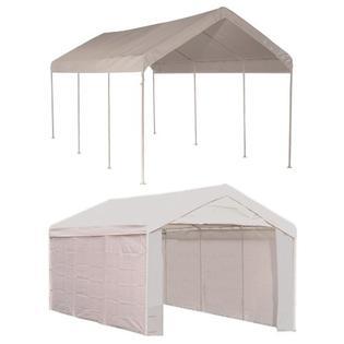 ShelterLogic 10'×20' Canopy, 1-3/8