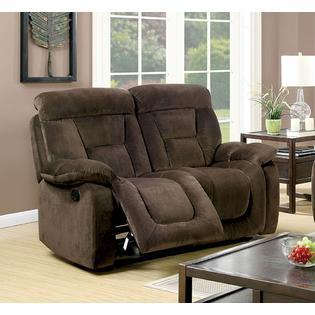Incroyable Furniture Of America Furniture Of America New Bloomington Living Room 2pc  Sofa Set Reclining Sofa Loveseat
