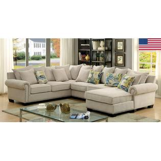 microfiber sectional sofa with right arm chaise rh sears com microfiber sectional couch with chaise lounge gray microfiber sectional sofa with chaise