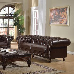 Sofas Loveseats Leather Sears