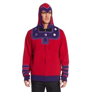 Marvel X-Men Maggie Magneto Zip Up Hoodie Sweatshirt PartNumber: 000000000000000222410000000000000xmen002P
