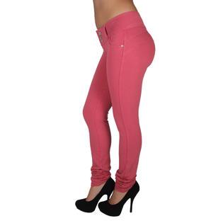 U-Turn Jeans Women's Stretch Cotton,Butt Lift,Skinny Leg Pants at Sears.com