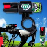 Personal Savers Cycle Saver Defense  Spray with Easy Install Bicycle Mount for Bicycles and Mountain Bikes at Sears.com