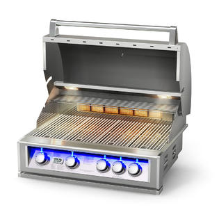 BroilChef Pro-Series 32-Inch Built-In LP Gas Grill - Pro-Series 32-Inch Built-In LP Gas Grill