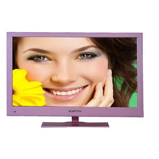 """Sceptre 23"""" E243PV-FHD Pink LED TV"""