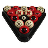 NCAA Billiard Ball Set Nebraska Billiard Ball Set - NUMBERED at Sears.com