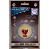 NCAA Cue Ball Texas Tech Cue Ball at Sears.com
