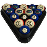 NCAA Billiard Ball Set Florida Billiard Ball Set - NUMBERED at Sears.com