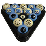 Billiard Ball Set North Carolina Billiard Ball Set - NUMBERED at Sears.com