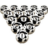 NCAA Billiards Cowpoke Billiard Ball Set at Sears.com
