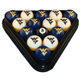 NCAA Billiard Ball Set West Virginia Billiard Ball Set - NUMBERED at Sears.com
