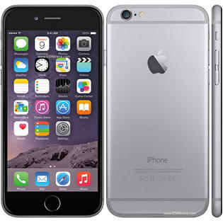 "Apple Iphone 6Plus 5.7"" GSM FACTORY UNLOCKED 128Gb Space Gray"
