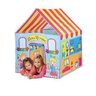 Dollhouse Play Tent