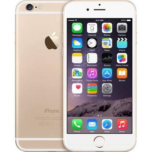 "Apple IPHONE 6 16GB GOLD APPLE IPHONE 6 16GB 4.7"" GSM FACTORY UNLOCKED GOLD"