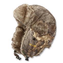 876941dbef6692 Realtree Men's Sabre Faux Fur Trapper Hat - Camo