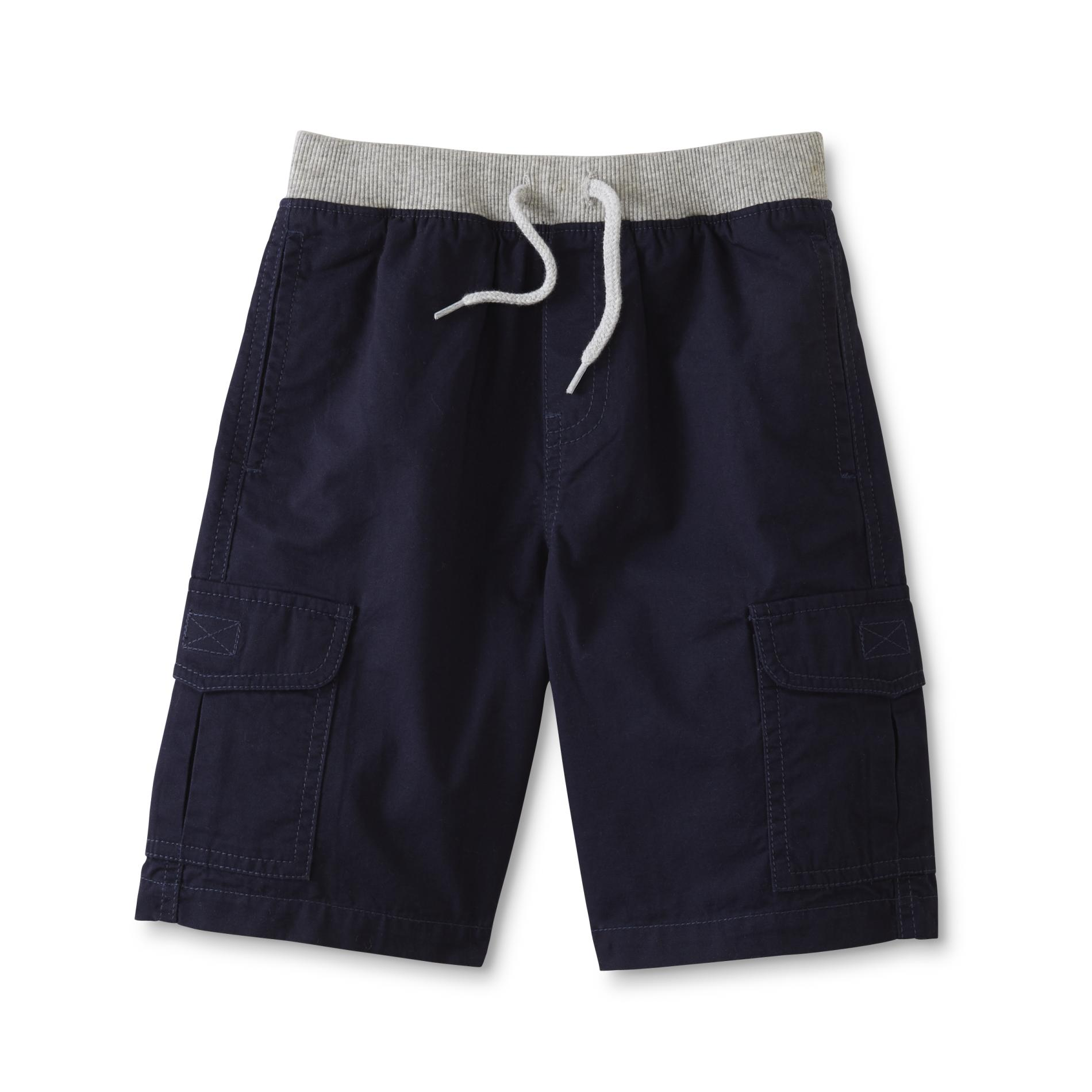 Gap Boys Cargo Shorts Gap offers the selection of boys cargo shorts to showcase your unique and fresh style. Stay ahead of the trends with the boys cargo shorts collection complete with a variety of colors to choose from, allowing you to craft the style that's all your own.
