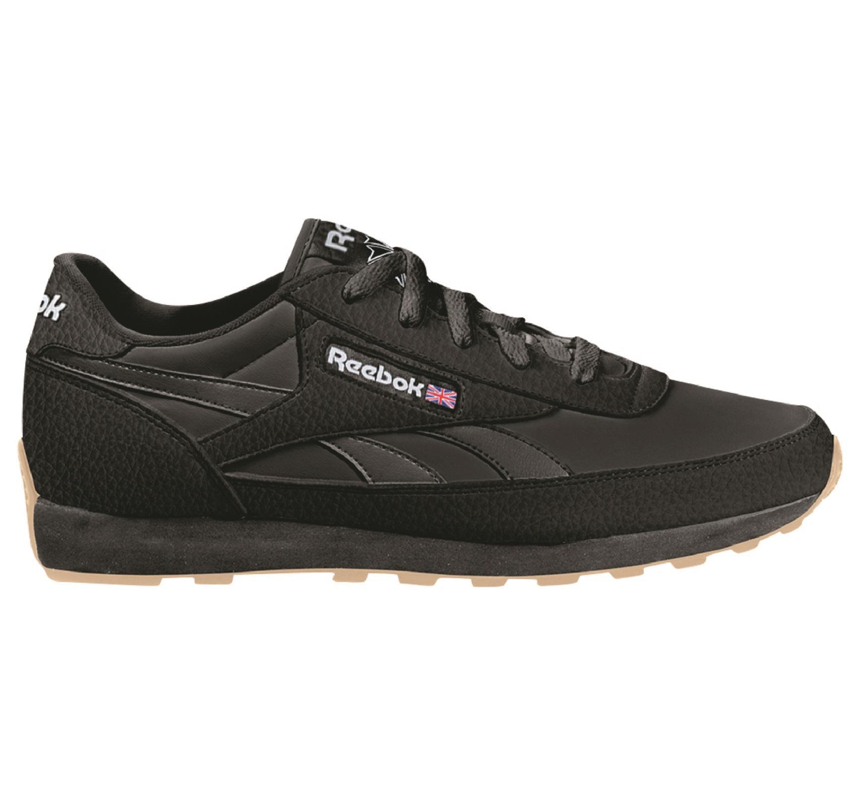 Reebok Men's Classic Renaissance Athletic Shoe - Black PartNumber: 076VA95838012P MfgPartNumber: V67369
