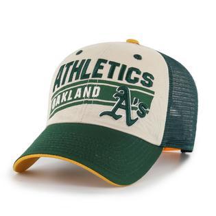 MLB Men s Mesh Baseball Hat - Oakland Athletics 3c7e70aea3ad