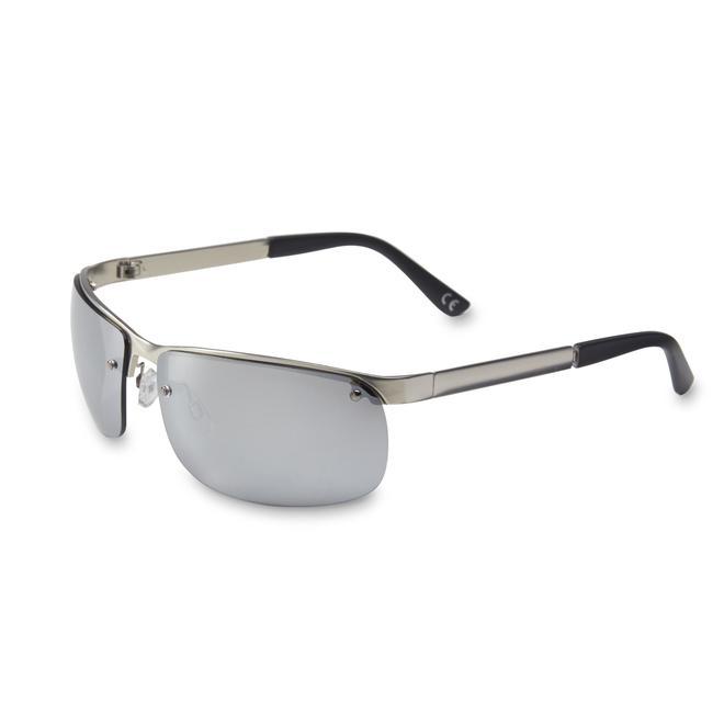 7045db0429 Men s Semi-Rimless Sunglasses