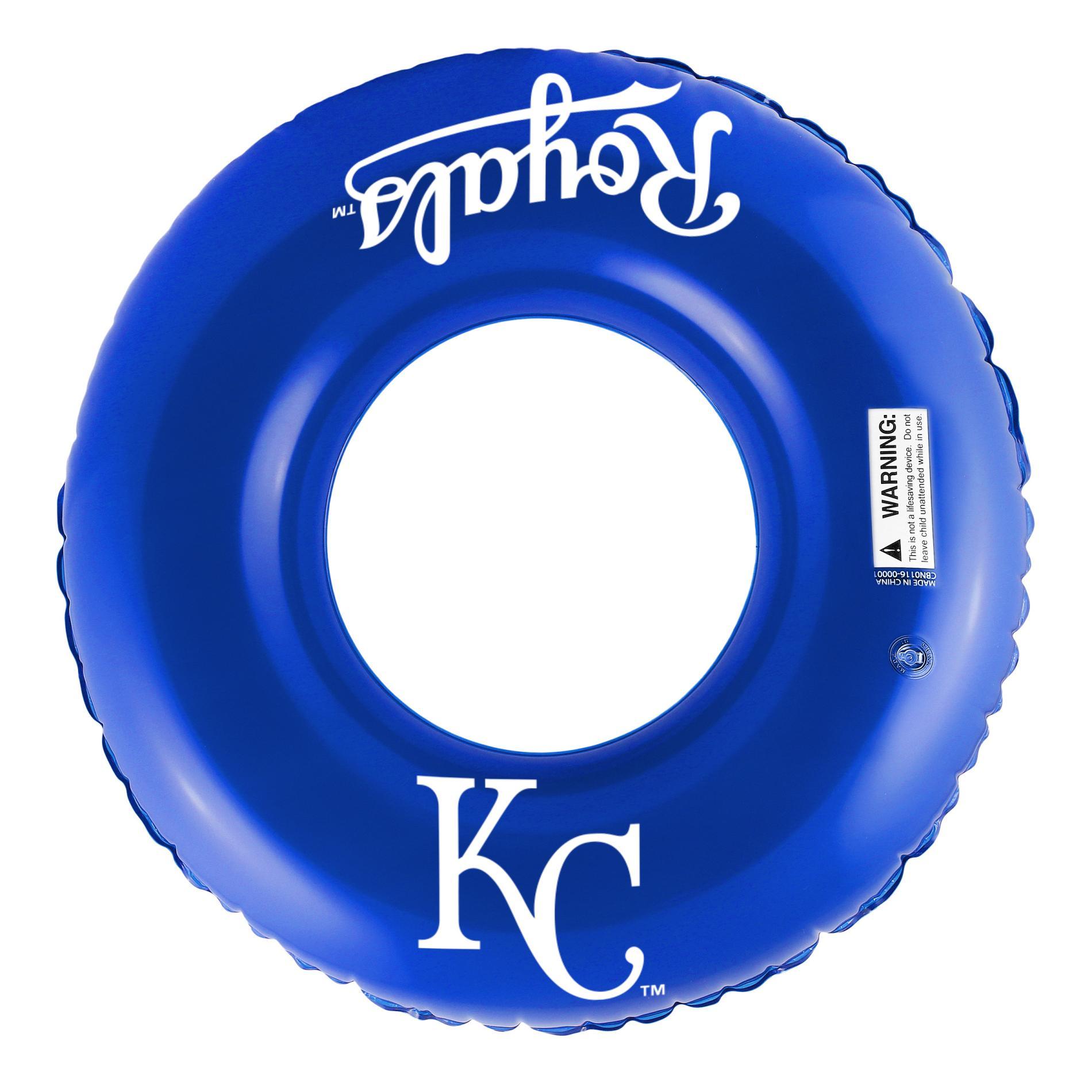 MLB Pool Inner Tube - Kansas City Royals PartNumber: 046W009533463001P KsnValue: 9533463 MfgPartNumber: BCMBTUBEKR