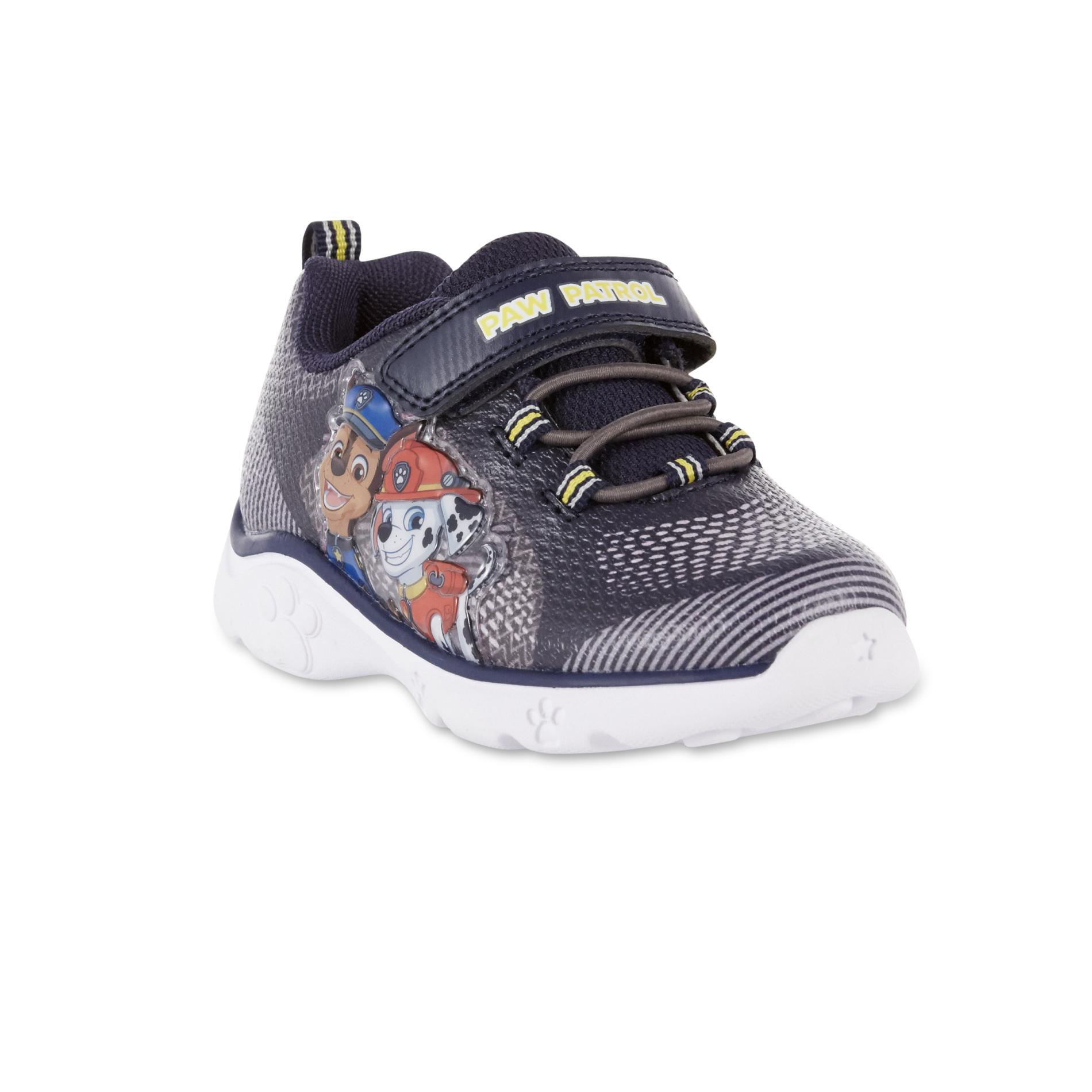 Nickelodeon Toddler Boys' PAW Patrol Light-Up Blue Athletic Shoe PartNumber: 036VA96844912P MfgPartNumber: PAWA16Q100B-3