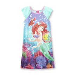 Disney The Little Mermaid Girl's Nightgown - Ariel at Kmart.com