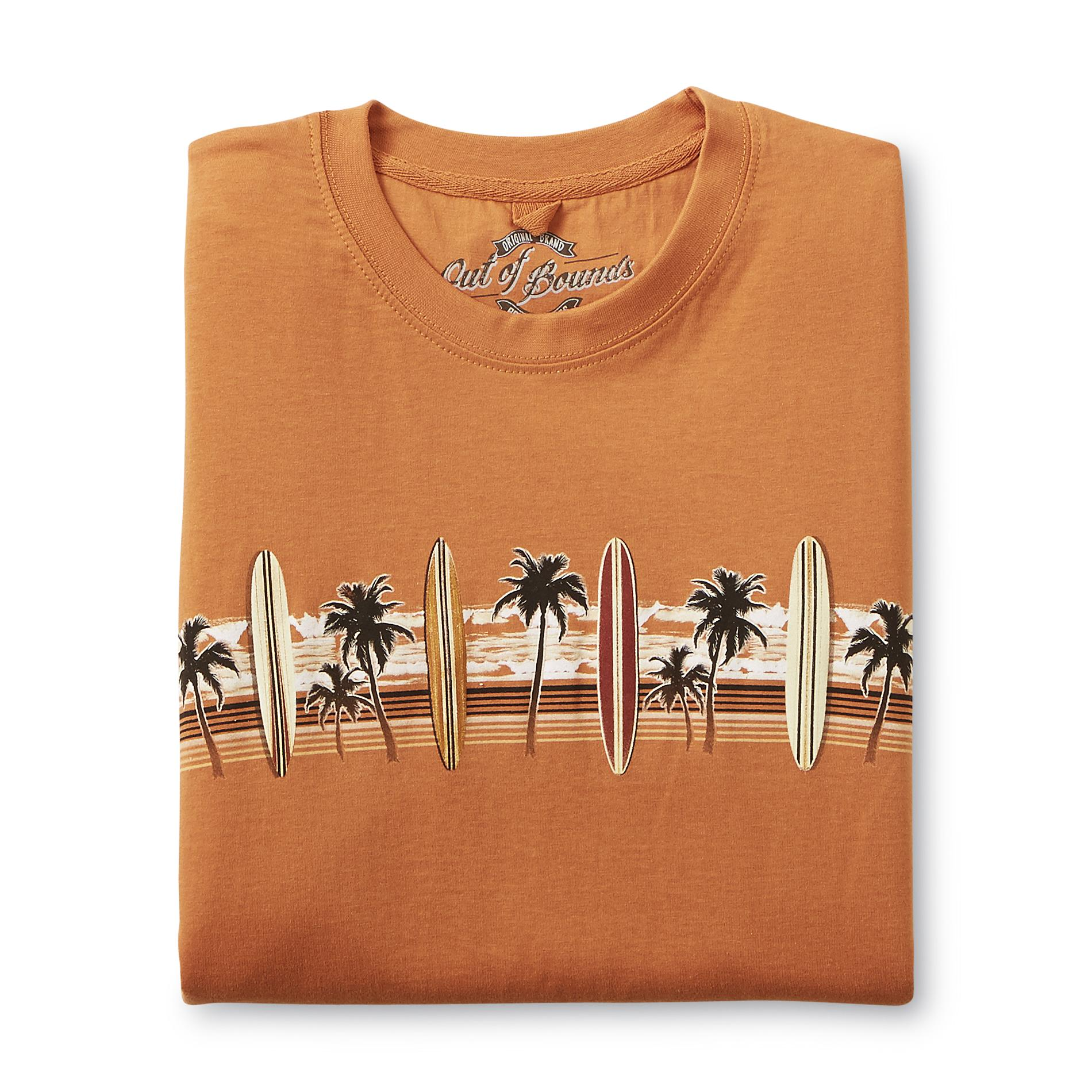 Men's Graphic T-Shirt - Wave Rider