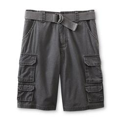 SK2 Boy's Ripstop Cargo Shorts & Belt at Kmart.com