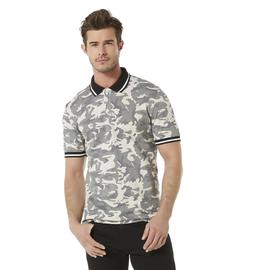 Adam Levine Men's Camo Polo at Kmart.com