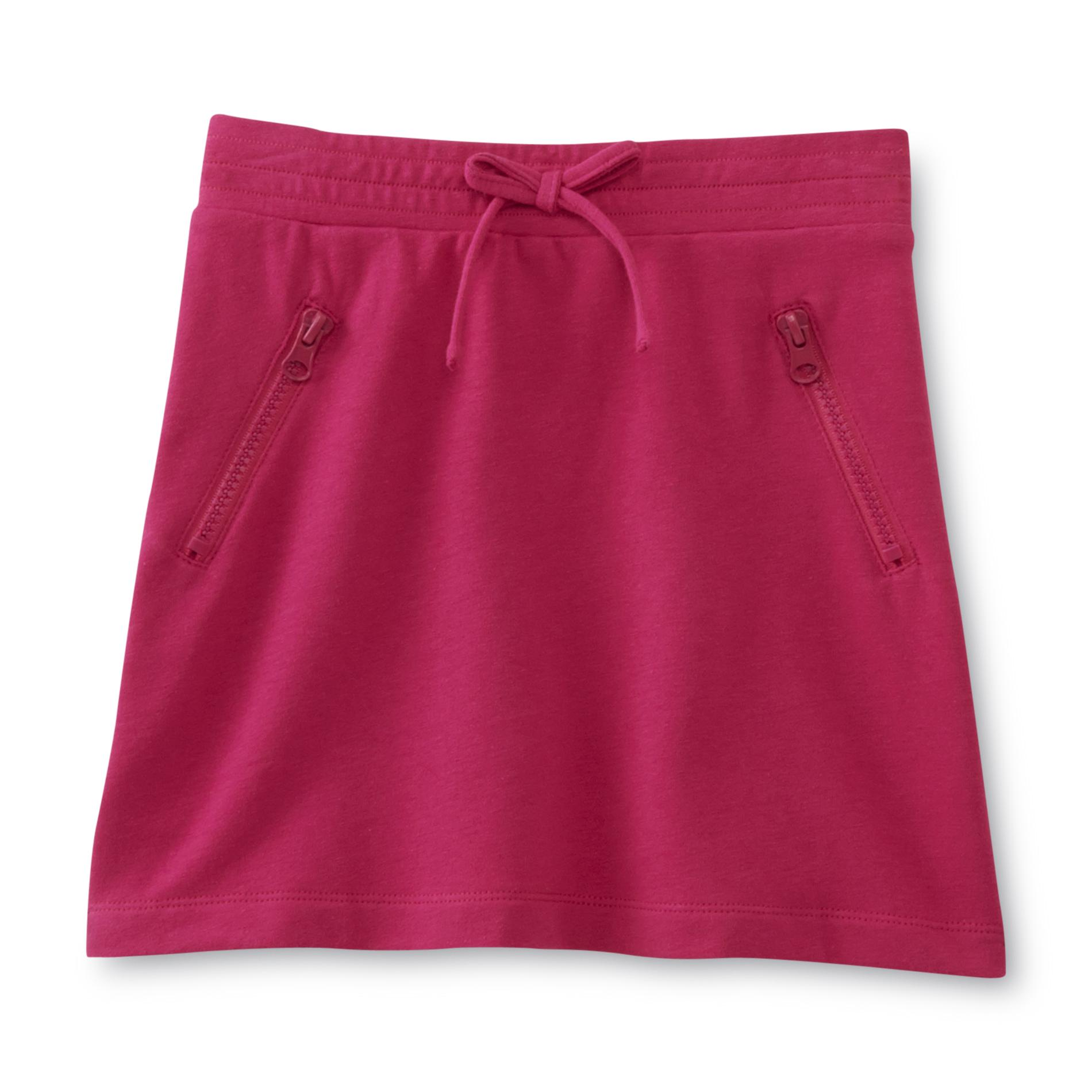 Piper Faves Girl's French Terry Knit Skirt