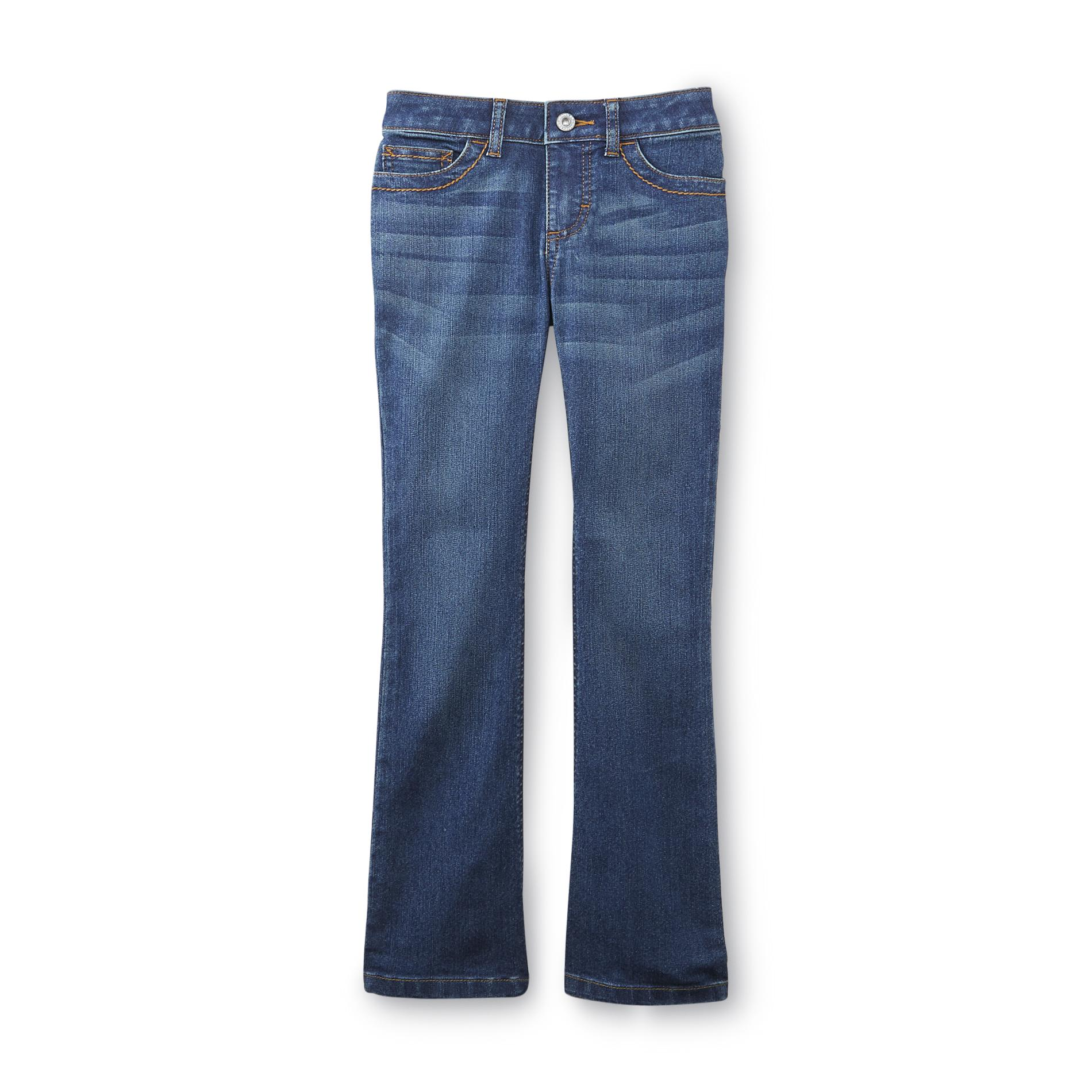 Girl's Bootcut Jeans