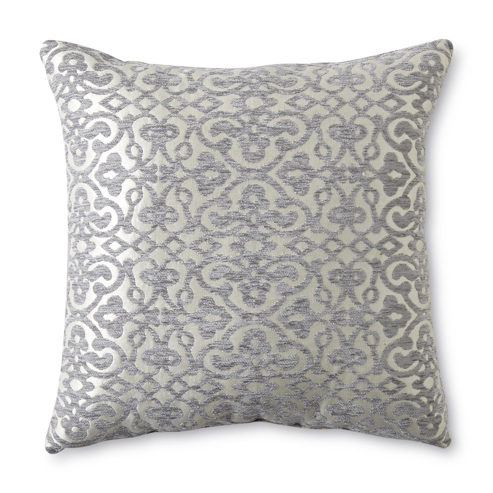 Decorative Pillows Kmart : Woven Decorative Pillow Kmart.com