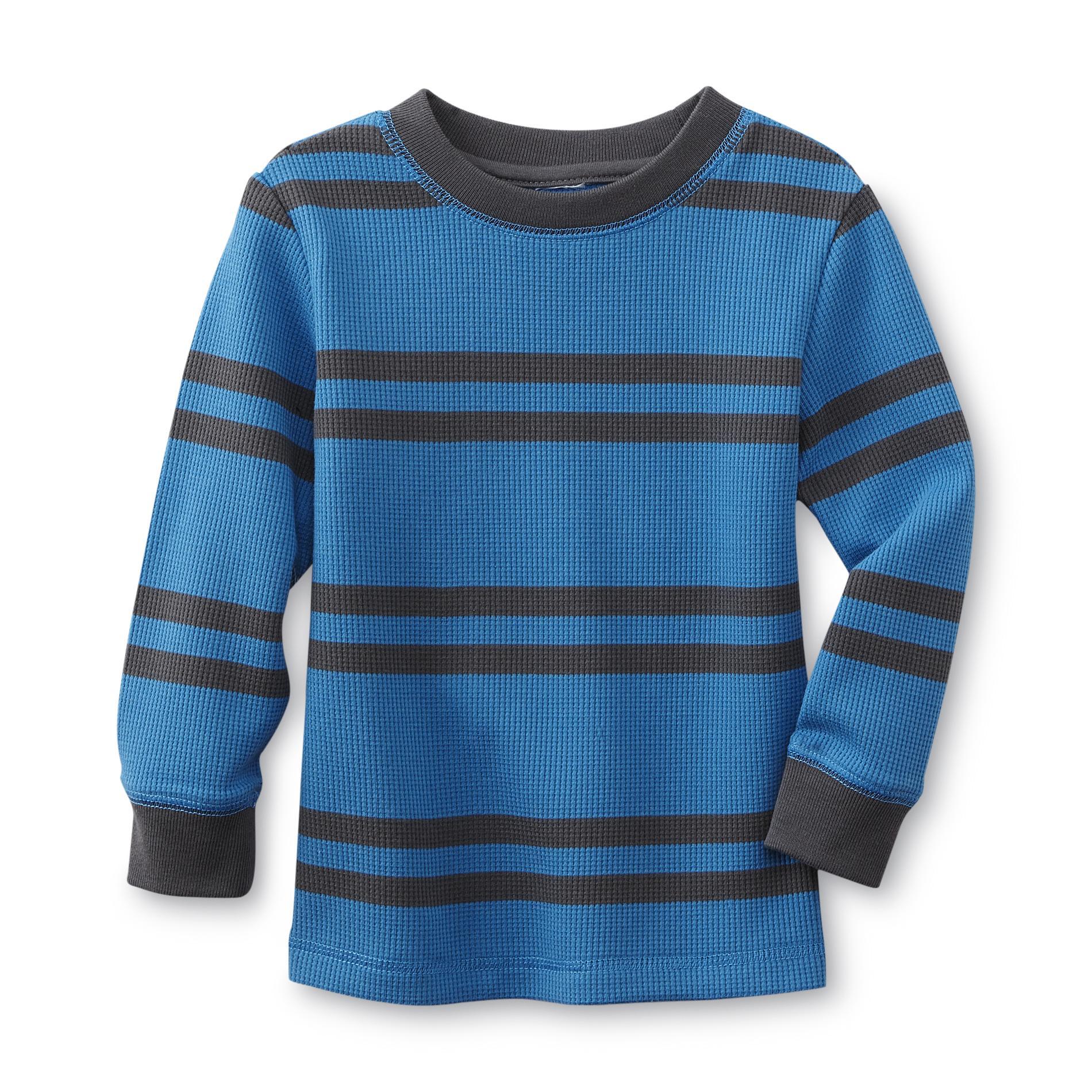 Toughskins Infant & Toddler Boy's Thermal Shirt - Striped