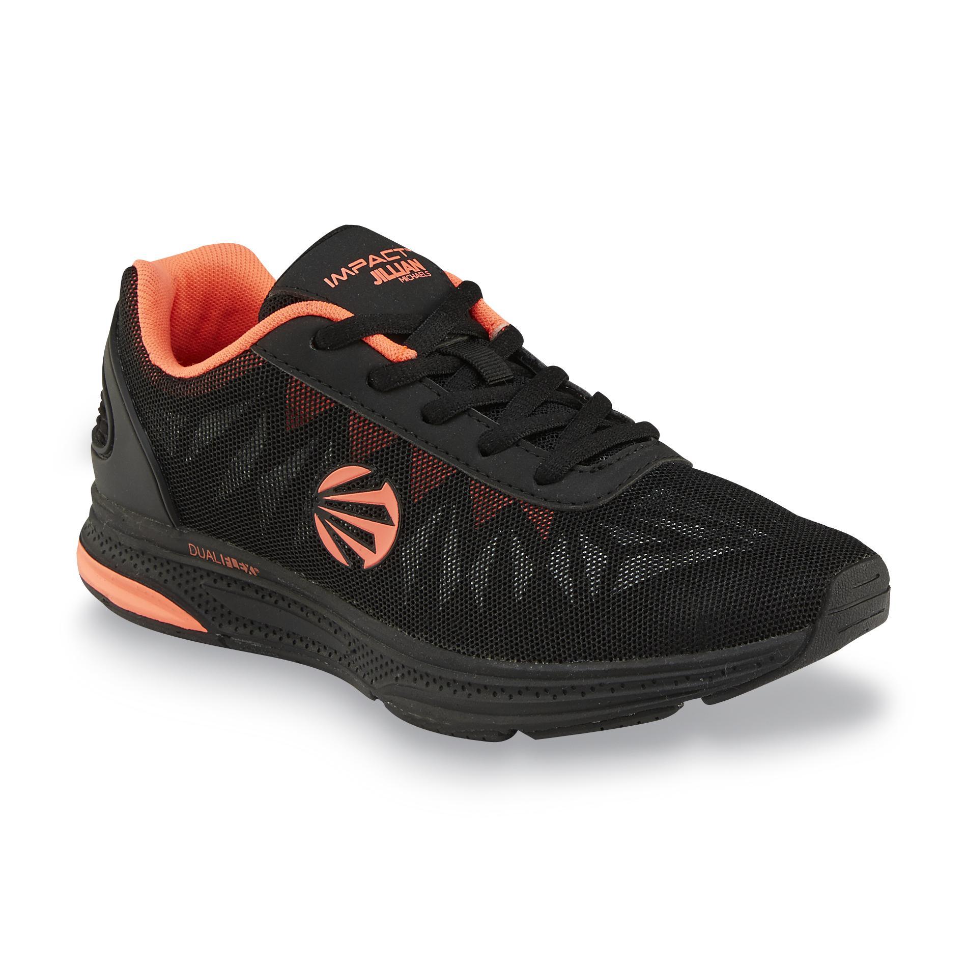 Impact Women's Interval 2 Black/Pink Running Shoe