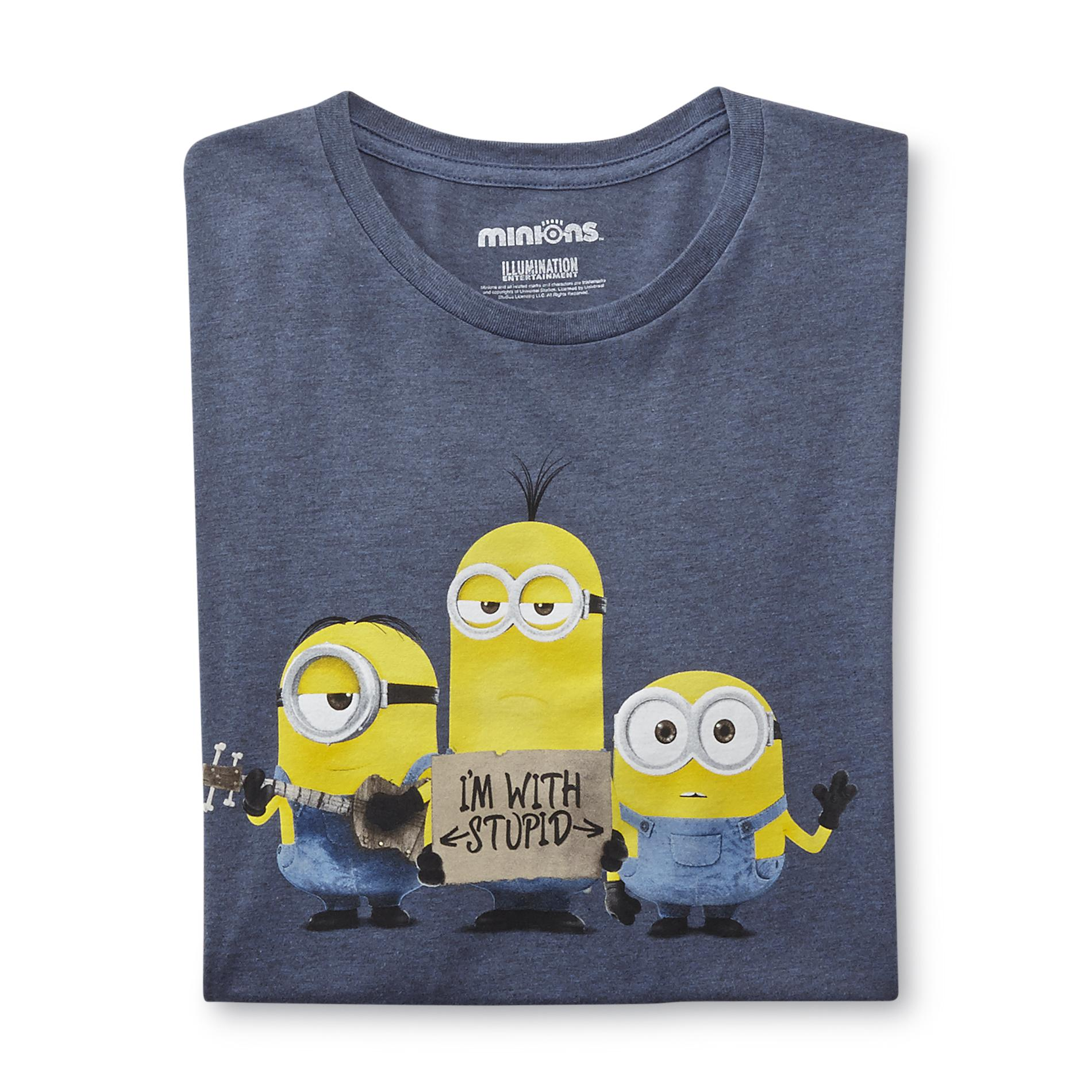 Minions Young Men's T-Shirt