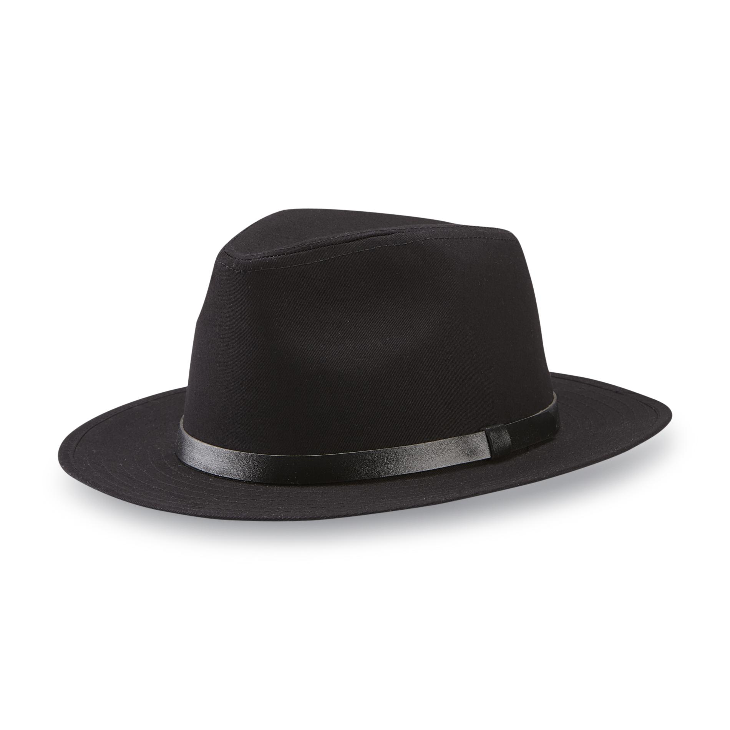 3a33e0c82 Attention Men's Wide-Brim Fedora Hat