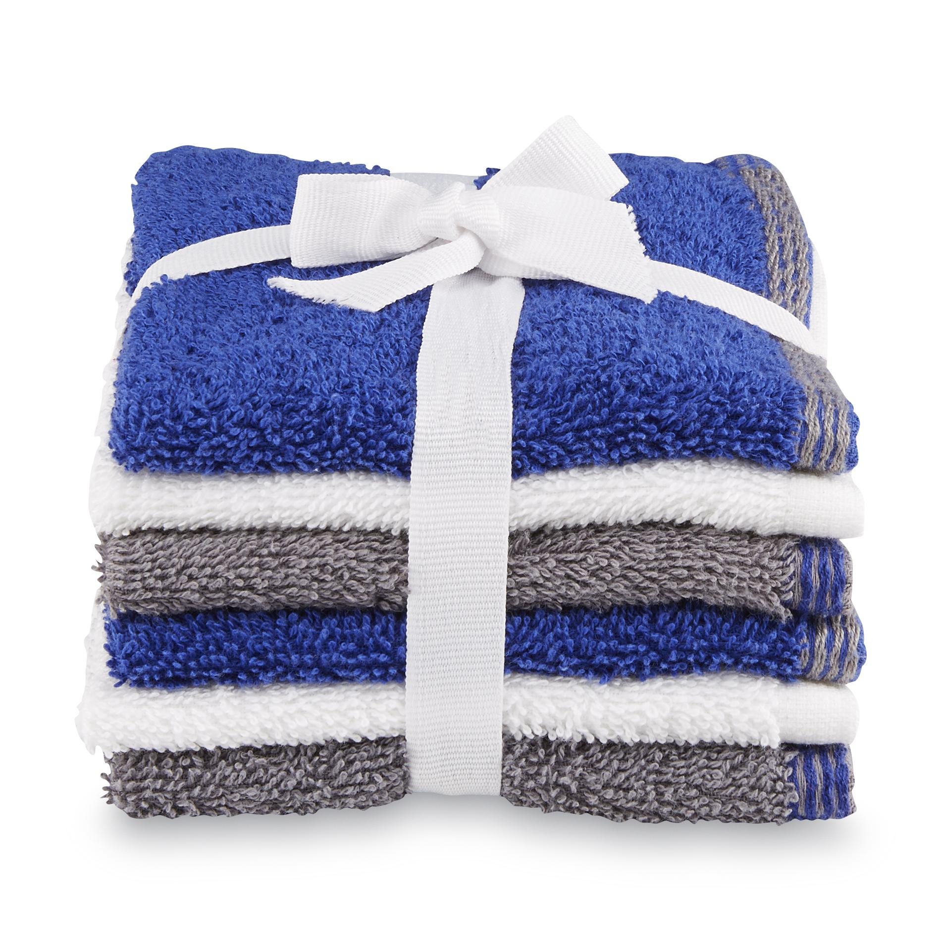 Essential Home 6-Pack Washcloths