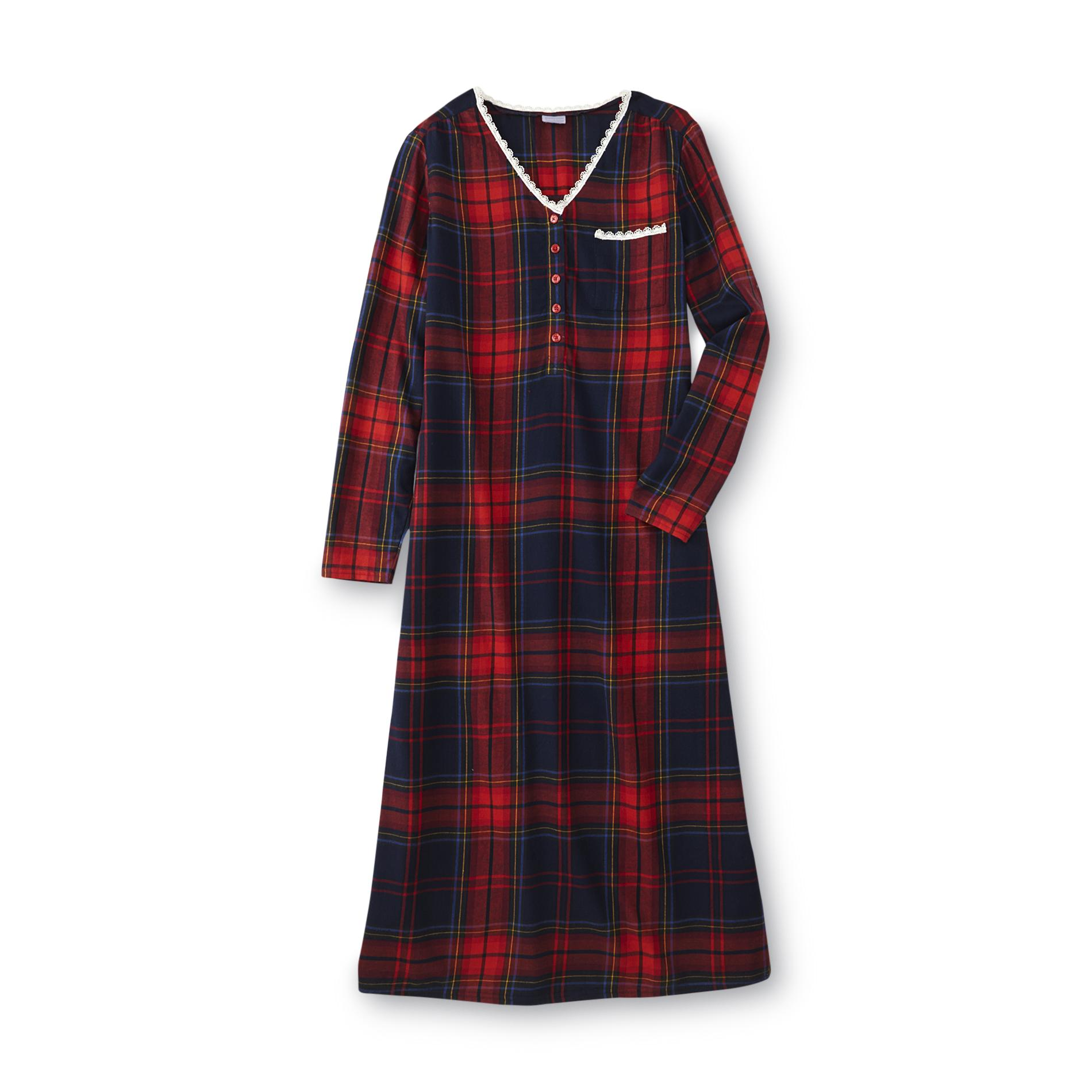 High Quality Soft Warm Women's Flannel Night Gowns in prints, plaids, polka dots and solid colors. Sizing from Small to 2XL. Women's Nightshirts and Gowns. Sort by Shop By Gender. Shop By Color Noble Mount Womens Premium % Cotton Flannel Long Sleeve Sleep Shirt - Dots Diva Red. $ Noble Mount. Women's Premium Flannel Long Gown.