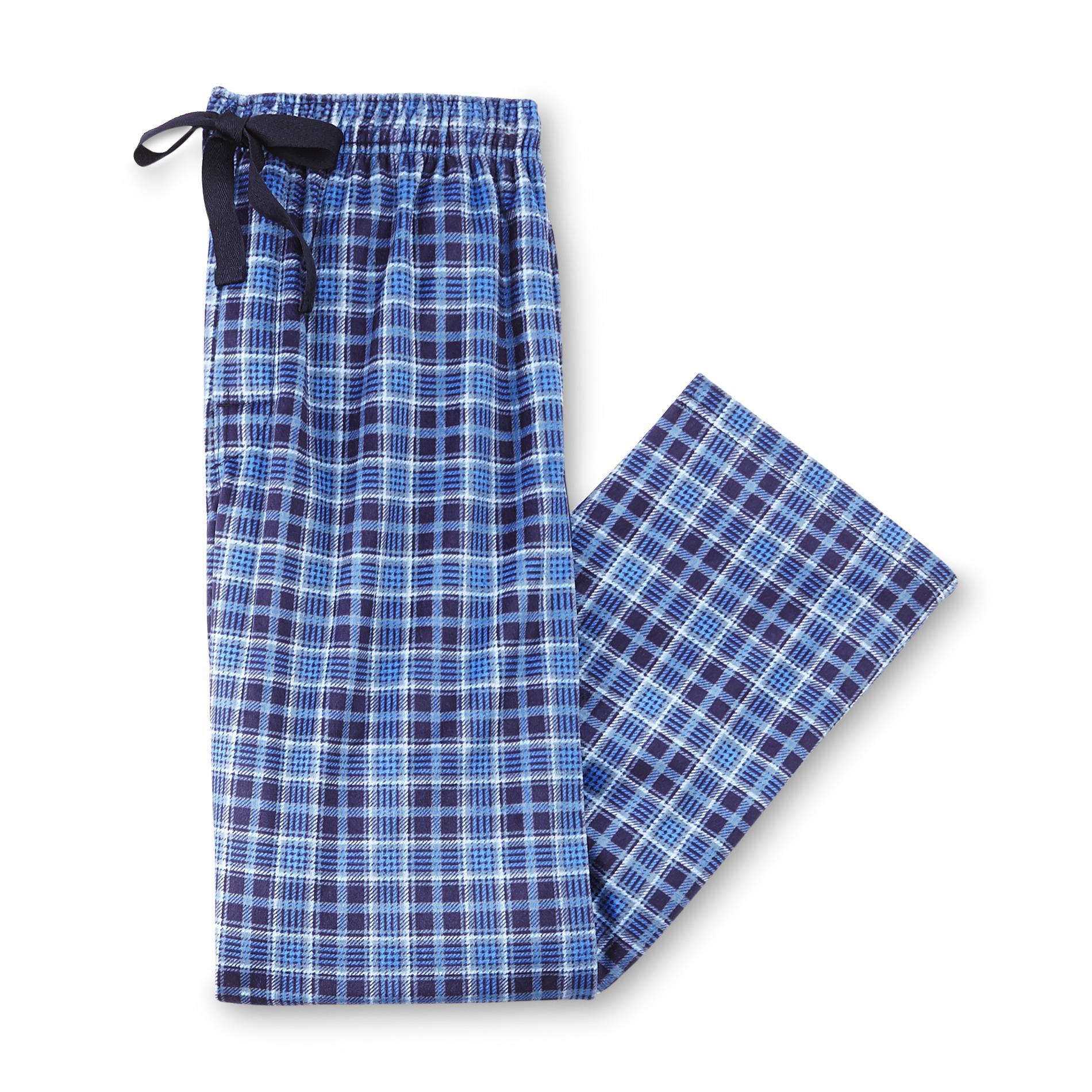 Fruit of the Loom Men's Flannel Pajama Pants - Plaid