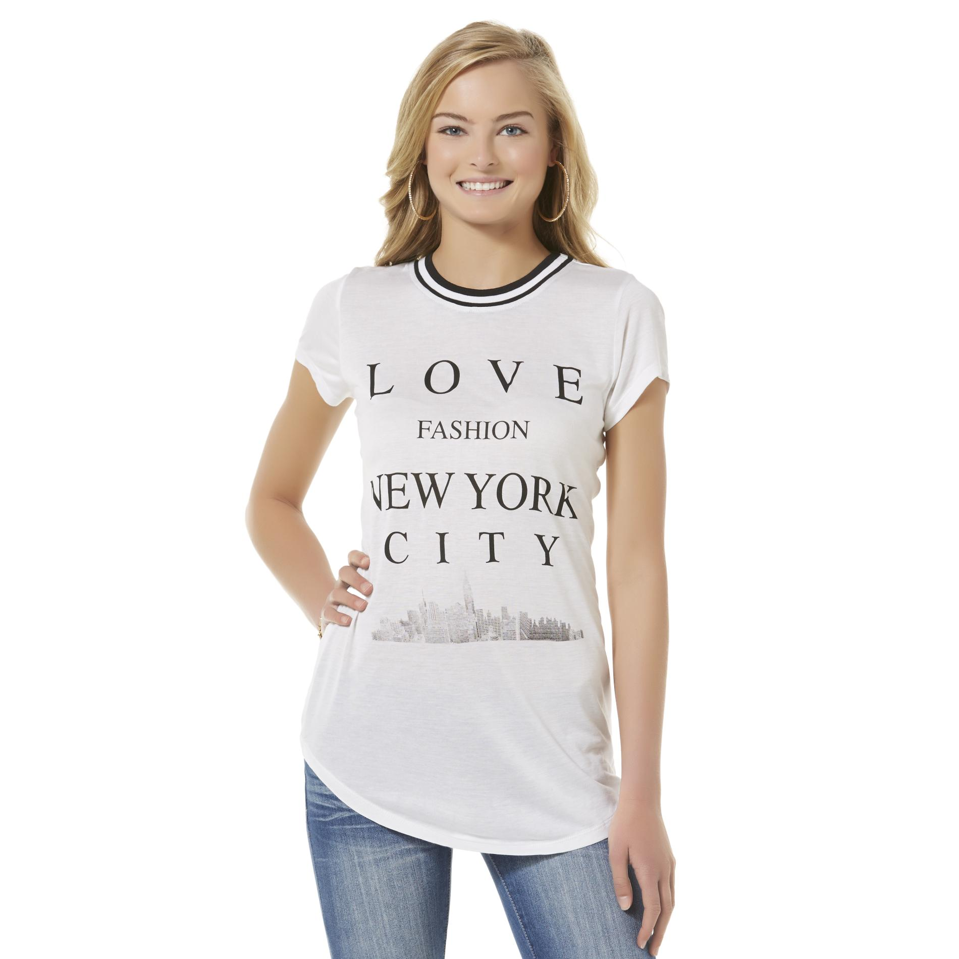 Bongo Junior's Graphic T-Shirt - Love Fashion NYC