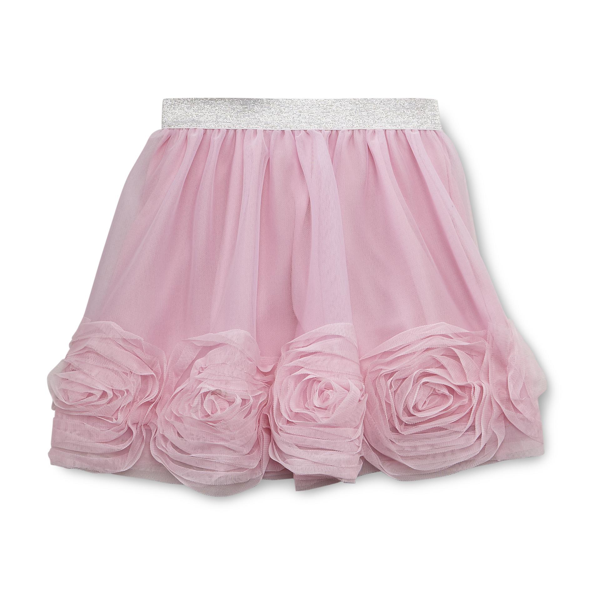 Sophia Grace & Rosie Girl's Rosette Skirt