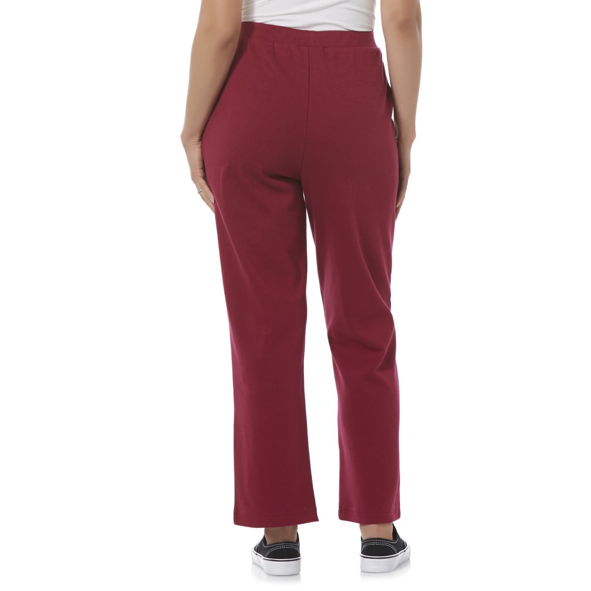Laura Scott Petite's Knit Pants