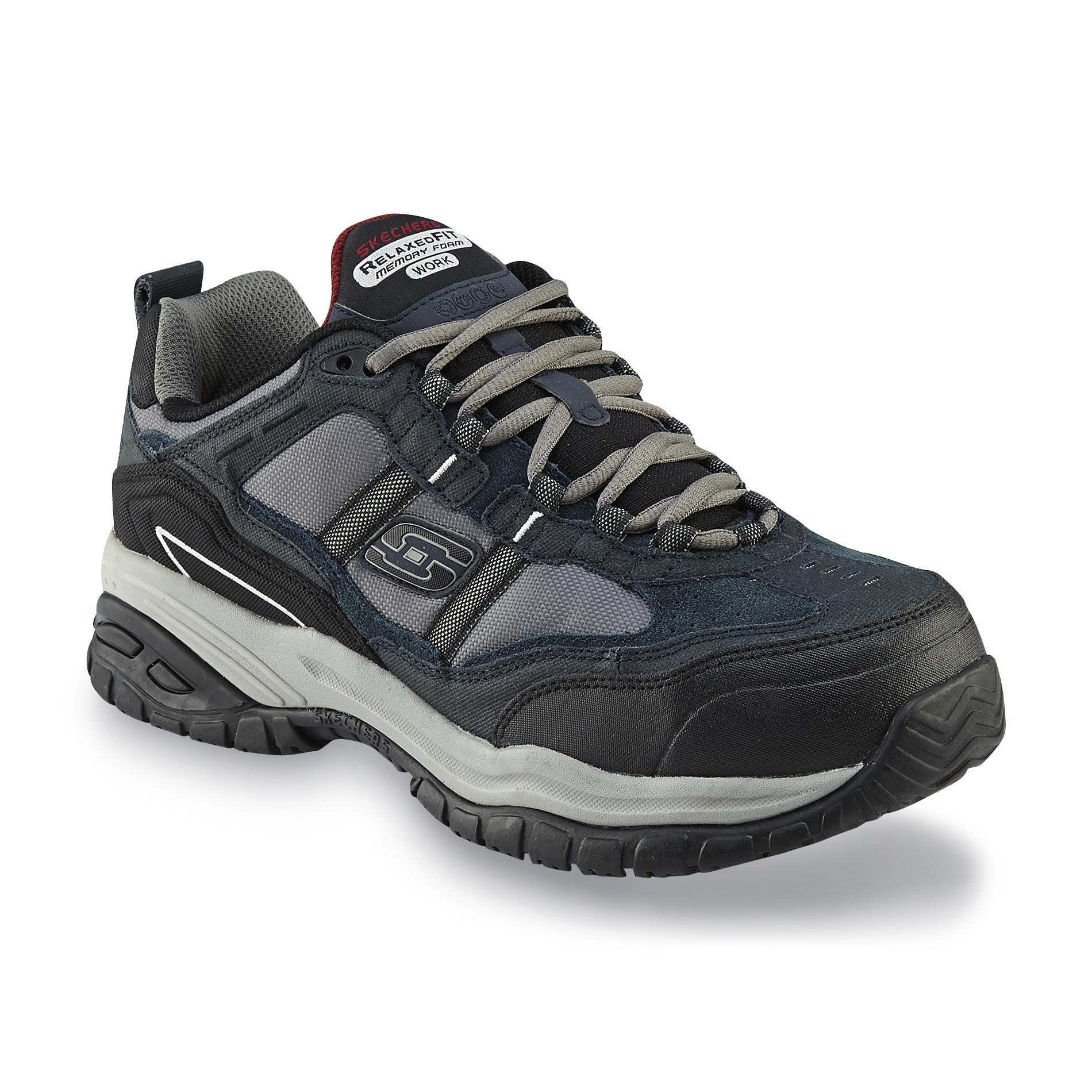 Skechers Grinnel Relaxed Fit ... Men's Work Shoes