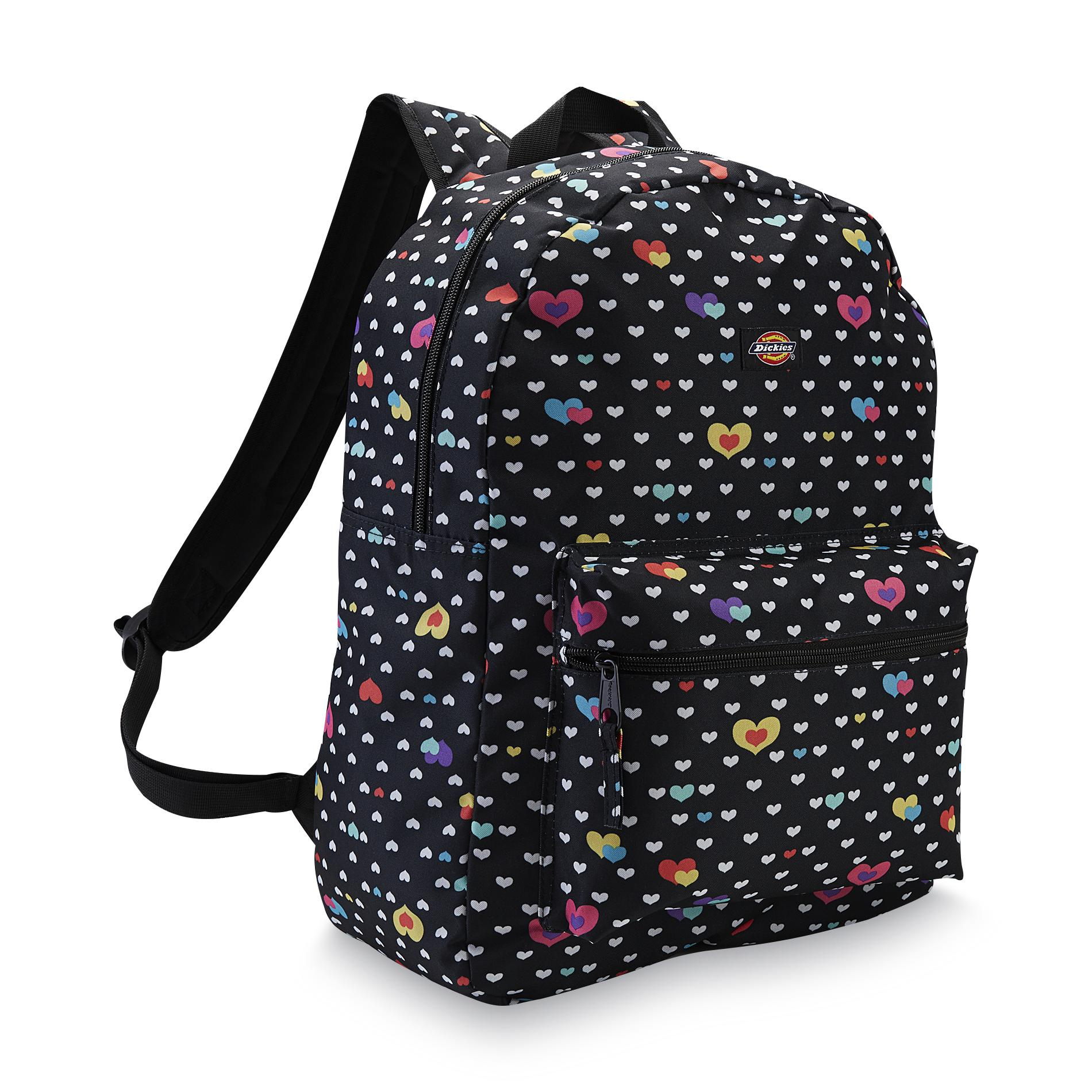 Dickies Girl's Student Backpack - Hearts