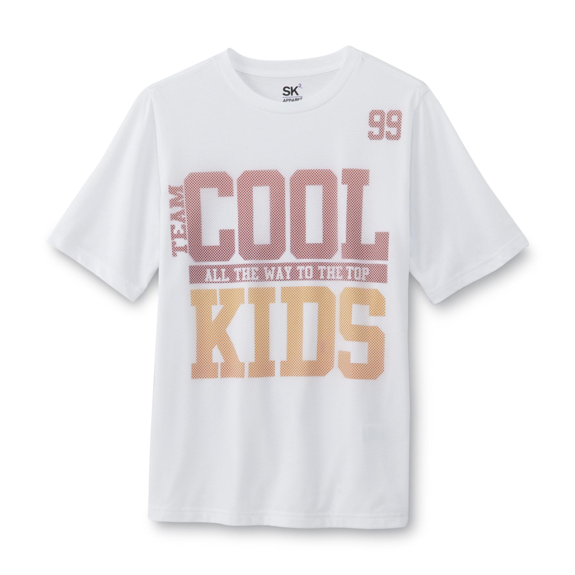 SK2 Boy's Graphic T-Shirt - Cool Kids